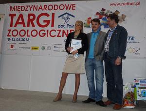 wycięzcą konkursu XL został Emil Jagoda za zbiornik nr 7