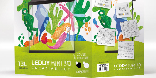 Zestawy Aquael Leddy Mini Creative set