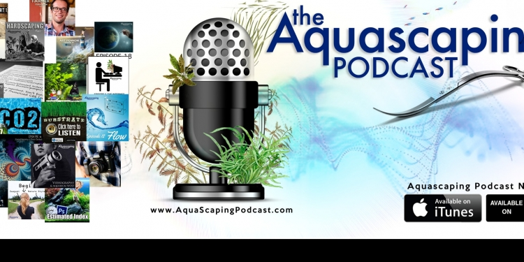 Aquascaping Podcast z Jorgem Carvalho